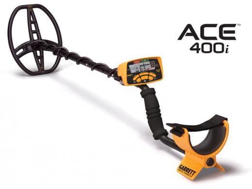 Wykrywacz metali ACE 400i Garrett