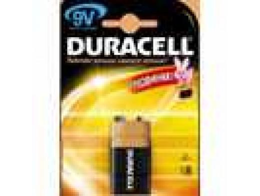 Bateria R-9V 6LR61 alkaiczna DURACELL
