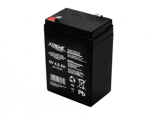 Akumulator żelowy 6V 4Ah