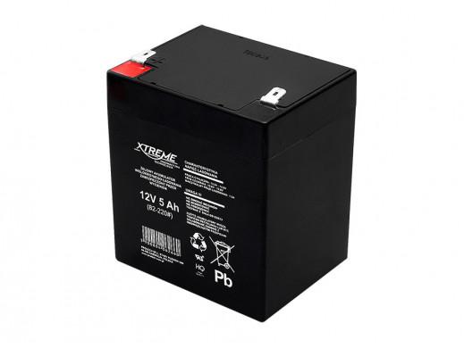 Akumulator żelowy 12V 5Ah