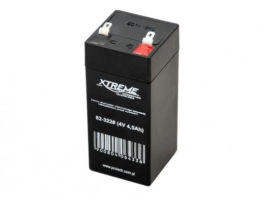 Akumulator żelowy 4V 4,5Ah...