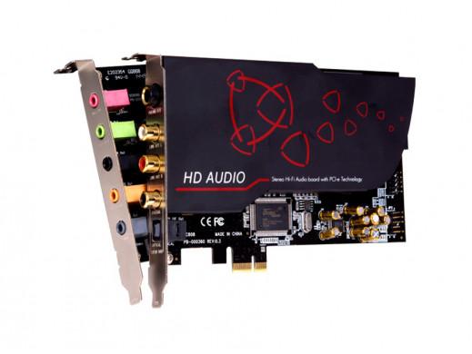 Karta dźwiękowa AIM SC808...