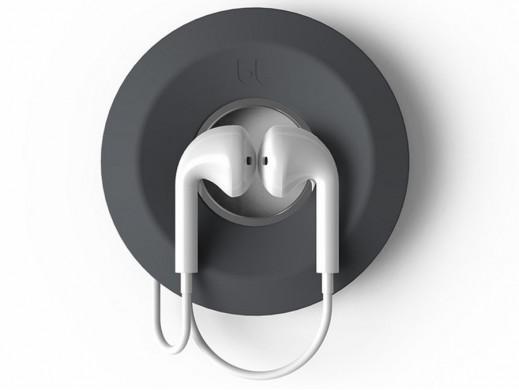 Zwijacz do kabla Cableyoyo V2 Bluelounge ciemnoszar