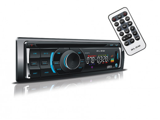 Radio samochodowe MP3/CD z...