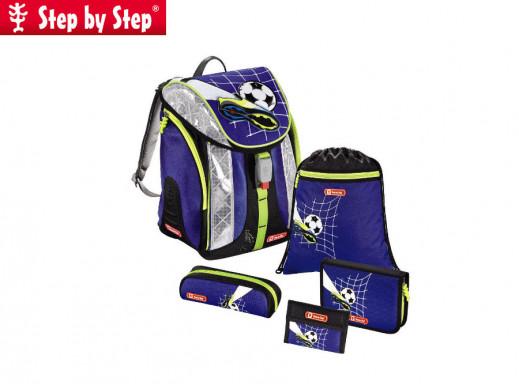 Plecak szkolny Top Soccer 5cz Flexline Hama