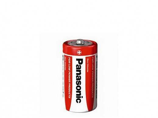 2x Bateria R-14 PANASONIC
