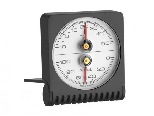 Analogowy termohigrometr...