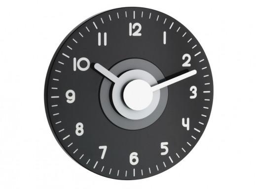 Zegar ścienny DCF TFA Polo...
