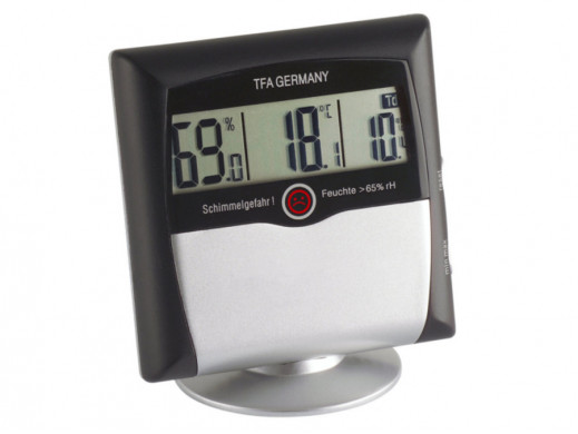 Cyfrowy termohigrometr TFA Comfort Control