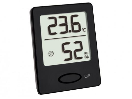 Cyfrowy termohigrometr z magnesem TFA 30.5041 cz