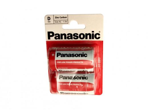 Bateria R-20 Panasonic