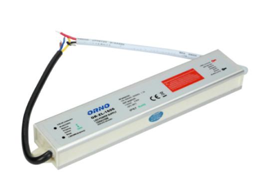 Zasilacz instalacyjny do LED 12V 70W OR-ZL-1606 IP67 Orno