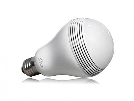 Żarówka LED z głośnikiem BT Smartlight MT3147 Media-Tech