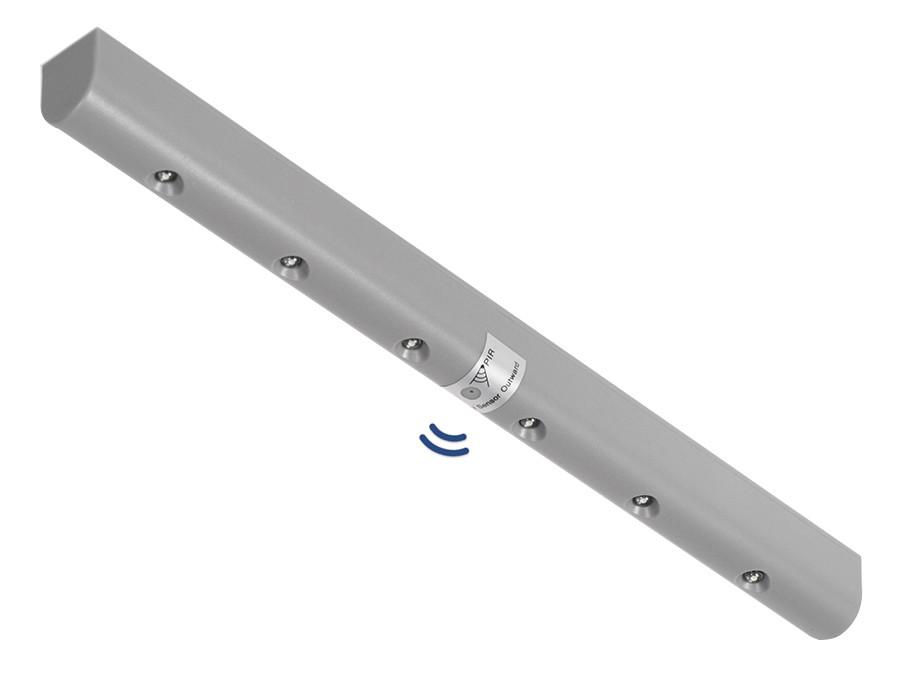Lampka kuchenna podszafkowa z czujnikiem ruchu 6LED podłużna MCE123 Maclean Energy 5xAAA