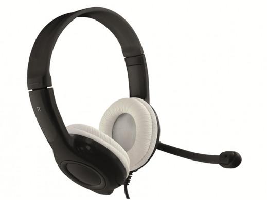 Słuchawki nauszne USB Media-Tech Epsilion MT3573