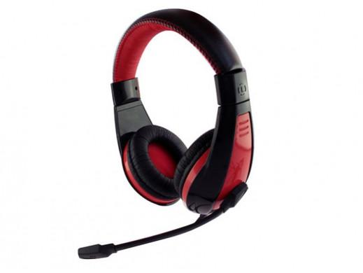Słuchawki nauszne USB Media-Tech Nemesis MT3574