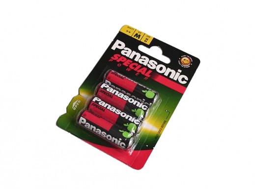 4x Bateria R-06 Panasonic