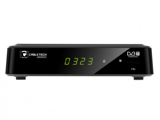 Tuner cyfrowy DVB-T2 HD do...