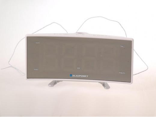 Radiobudzik FM CRP7WH LCD z...