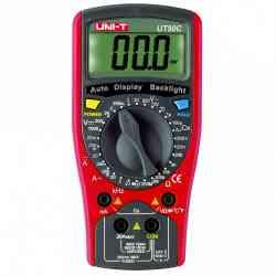Miernik uniwersalny UT 50 C