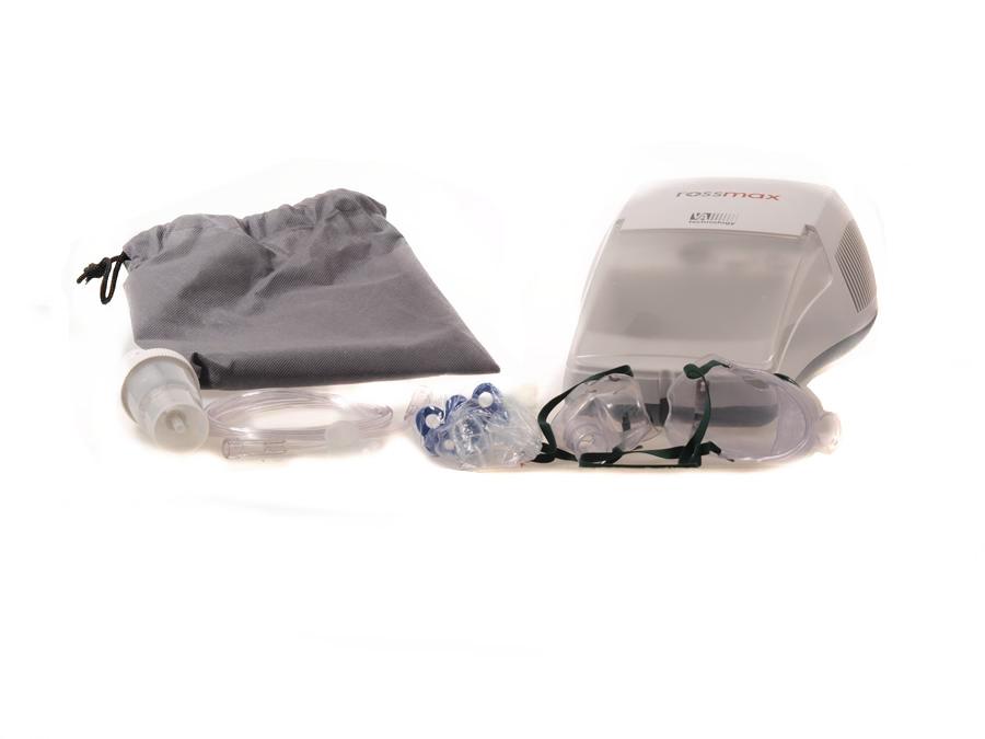 Inhalator tłokowy NA100 Rossmax POSERWISOWY Używany