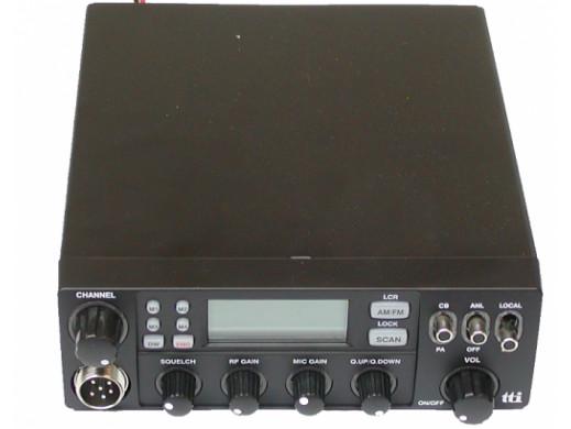 RADIO CB TTI TCB-880 CZARNY
