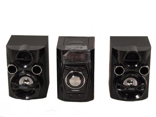 Wieża BT/CD/MP3/USB Karaoke...