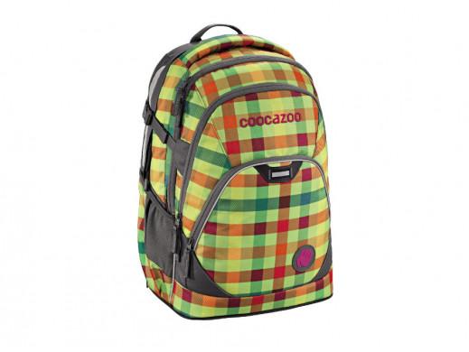 Plecak Evverclevver  Hip To Be Square Green Coocazoo