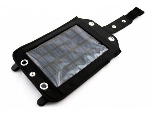 Ładowarka solarna Powerneed SC30B 3000mAh czarna