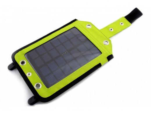 Ładowarka solarna Powerneed SC30G 3000mAh zielona