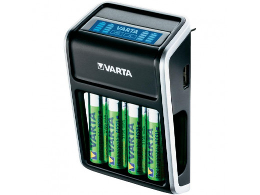 Ładowarka LCD Plug Varta +...