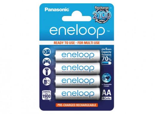 4x akumulatorki Eneloop R6...