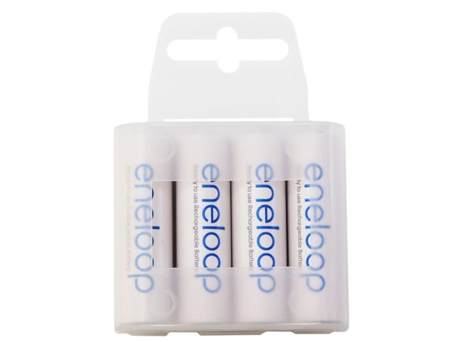 4x akumulatorki Eneloop R6 AA min. 1900mAh box
