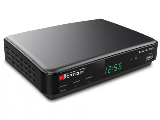 Tuner DVB-T2 Opticum Lion...