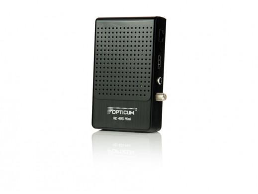 Tuner Opticum HD X405 mini...