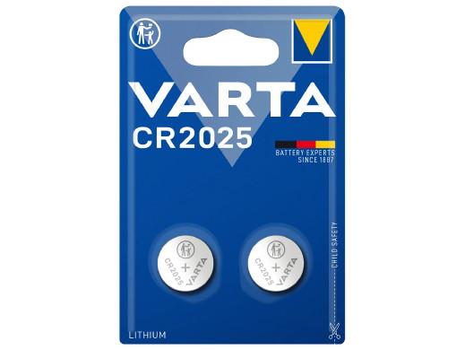 2x baterie litowe Varta CR...