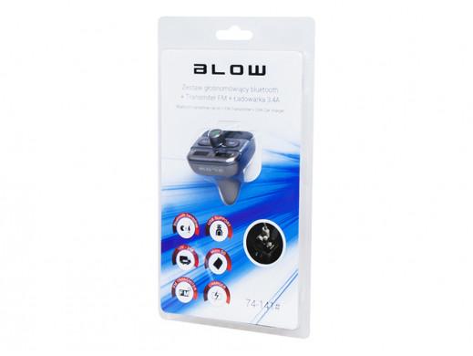 Transmiter FM Blow USB +...