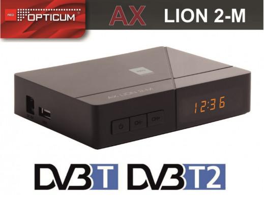 Tuner DVB-T/T2 HD Opticum...