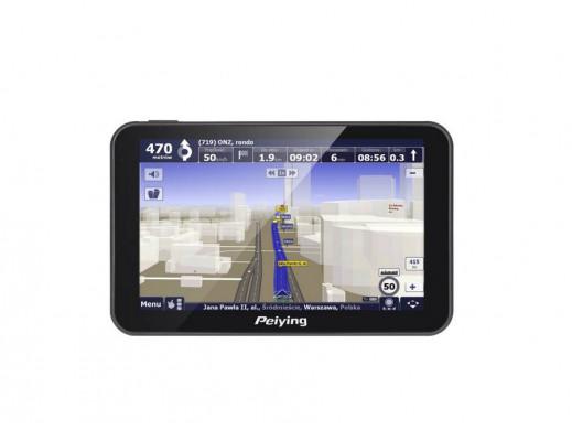 Nawigacja Basic PY-GPS5013...