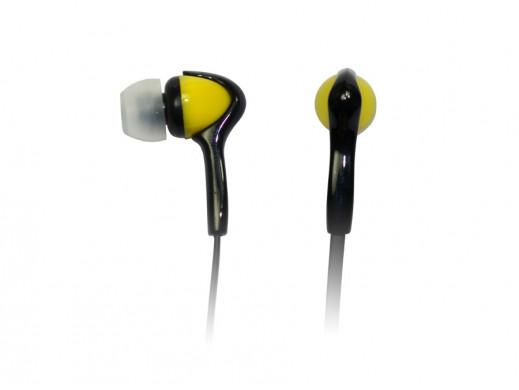 Słuchawki douszne Vakoss LT-413EK czarne