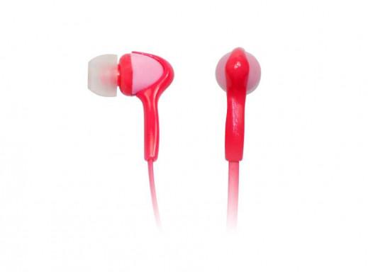 Słuchawki douszne Vakoss LT-413EP różowe