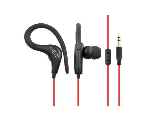 Słuchawki sportowe X-Zero X-H361K czarne