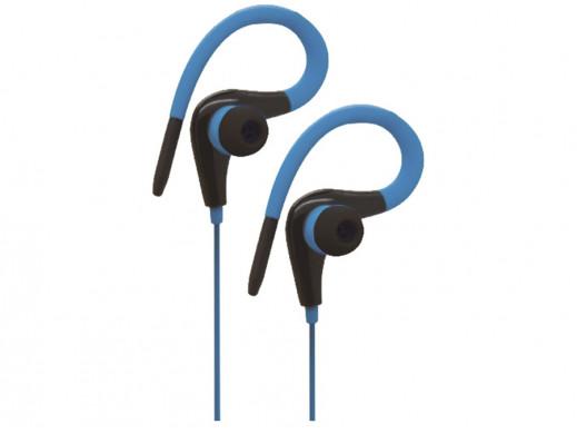 Słuchawki sportowe X-Zero X-H361B niebieskie