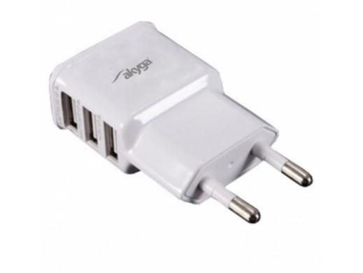 Zasilacz sieciowy USB Akyga...