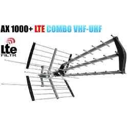 Antena DVB-T Opticum AX1000+ LTE Combo VHF+UHF