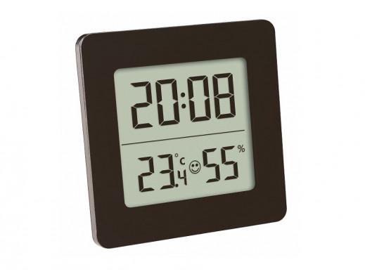 Cyfrowy termohigrometr TFA 30.5038 czarny