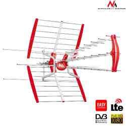Antena zewnętrzna TV DVB-T Maclean MCTV-905 VHF/UHF MUX8