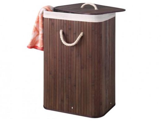 Bambusowy kosz na pranie...