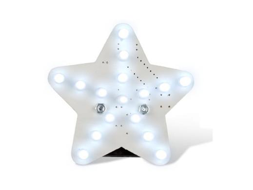 Migająca gwiazdka LED...