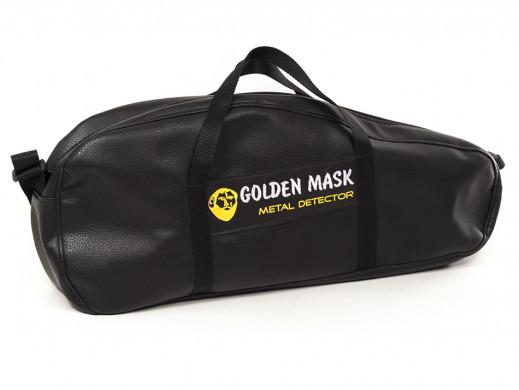 Skórzany pokrowiec Golden Mask